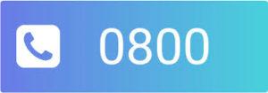 Voe Azul Telefone 0800